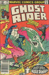 Cover Thumbnail for Ghost Rider (1973 series) #59 [Newsstand Edition]