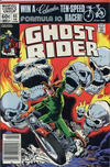Cover Thumbnail for Ghost Rider (1973 series) #65 [Newsstand Edition]