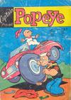 Cover for Cap'tain Présente Popeye (Société Française de Presse Illustrée (SFPI), 1964 series) #127