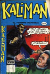 Cover for Kaliman (Editora Cinco, 1976 series) #814