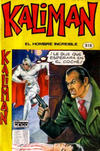 Cover for Kaliman (Editora Cinco, 1976 series) #818