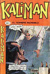 Cover for Kaliman (Editora Cinco, 1976 series) #821