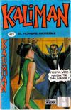 Cover for Kaliman (Editora Cinco, 1976 series) #827