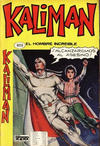 Cover for Kaliman (Editora Cinco, 1976 series) #825