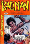 Cover for Kaliman (Editora Cinco, 1976 series) #826
