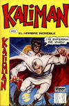 Cover for Kaliman (Editora Cinco, 1976 series) #832