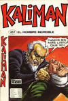 Cover for Kaliman (Editora Cinco, 1976 series) #857