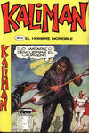 Cover for Kaliman (Editora Cinco, 1976 series) #863