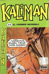 Cover for Kaliman (Editora Cinco, 1976 series) #876