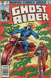 Cover Thumbnail for Ghost Rider (1973 series) #46 [Newsstand]