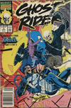 Cover Thumbnail for Ghost Rider (1990 series) #5 [Newsstand Edition]