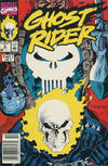 Cover Thumbnail for Ghost Rider (1990 series) #6 [Newsstand Edition]