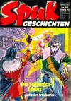 Cover for Spuk Geschichten (Bastei Verlag, 1978 series) #101