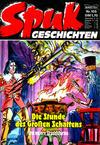 Cover for Spuk Geschichten (Bastei Verlag, 1978 series) #105