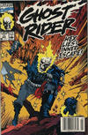 Cover Thumbnail for Ghost Rider (1990 series) #11 [Newsstand Edition]
