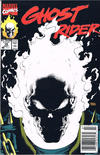 Cover Thumbnail for Ghost Rider (1990 series) #15 [Newsstand Edition]