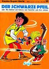 Cover for Kauka Super Serie (Gevacur, 1970 series) #44 - Prinz Edelhart - Der schwarze Pfeil