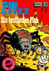 Cover for Kauka Super Serie (Gevacur, 1970 series) #82 - Gin und Fizz - Ein teuflischer Plan