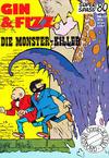 Cover for Kauka Super Serie (Gevacur, 1970 series) #80 - Gin und Fizz - Die Monster-Killer