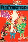Cover for Kauka Super Serie (Gevacur, 1970 series) #40 - Schwarzbart - Himmelfahrtskommando