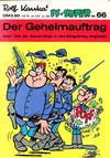 Cover for Kauka Super Serie (Gevacur, 1970 series) #66 - Die Blauen Boys - Der Geheimauftrag