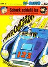 Cover for Kauka Super Serie (Gevacur, 1970 series) #52 - Gin und Fizz - Der Schock schießt los