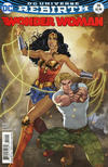Cover for Wonder Woman (DC, 2016 series) #14 [Nicola Scott Cover]