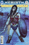 Cover for Wonder Woman (DC, 2016 series) #14 [Jenny Frison Variant Cover]