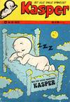 Cover for Kasper (Illustrerte Klassikere / Williams Forlag, 1973 series) #10/1973