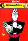 Cover for Kauka Super Serie (Gevacur, 1970 series) #46 - Gin und Fizz - Schach dem Schock