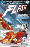 Cover Thumbnail for The Flash (2016 series) #14 [Carmine Di Giandomenico Cover]