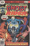Cover Thumbnail for Ghost Rider (1973 series) #18 [30¢ Price Variant]
