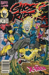 Cover Thumbnail for Ghost Rider (1990 series) #27 [Newsstand Edition]