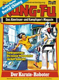 Cover Thumbnail for Kung-Fu (Bastei Verlag, 1975 series) #84