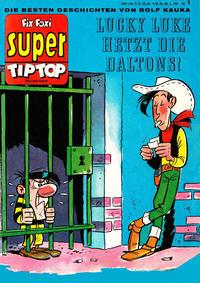 Cover Thumbnail for Fix und Foxi Super (Gevacur, 1967 series) #1 - Lucky Luke hetzt die Daltons
