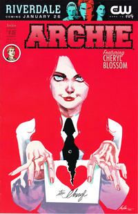Cover Thumbnail for Archie (Archie, 2015 series) #15 [Cover B - Rafael Albuquerque]