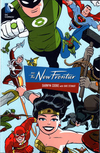 Cover Thumbnail for DC: The New Frontier (DC, 2016 series)
