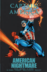 Cover Thumbnail for Captain America: American Nightmare (Marvel, 2011 series)  [premiere edition]