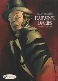 Cover Thumbnail for Darwin's Diaries (Cinebook, 2011 series) #1 - The Eye of the Celts
