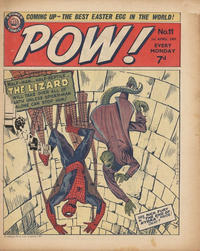 Cover Thumbnail for Pow! (IPC, 1967 series) #11