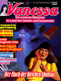 Cover Thumbnail for Vanessa (Bastei Verlag, 1990 series) #5