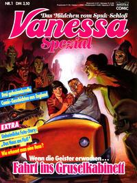Cover Thumbnail for Vanessa Spezial (Bastei Verlag, 1989 series) #1