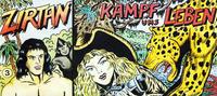 Cover Thumbnail for Zirtan (CB Comic Team - Christian Zeiser, 1987 series) #3