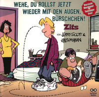 Cover Thumbnail for Zits (Achterbahn, 1999 series) #6