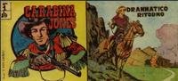 Cover Thumbnail for Albi I dinamici Carabina Jones (Tomasina, 1953 series) #1