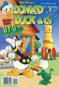 Cover Thumbnail for Donald Duck & Co (Hjemmet / Egmont, 1948 series) #22/2000