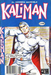 Cover Thumbnail for Kaliman (Editora Cinco, 1976 series) #1199