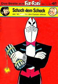 Cover Thumbnail for Kauka Super Serie (Gevacur, 1970 series) #46 - Gin und Fizz - Schach dem Schock