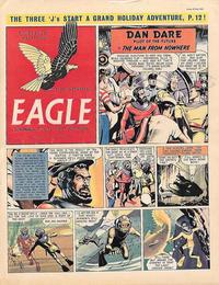 Cover Thumbnail for Eagle (Hulton Press, 1950 series) #v6#30