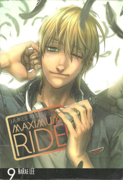 Cover for Maximum Ride: The Manga (Hachette Book Group USA, 2009 series) #9